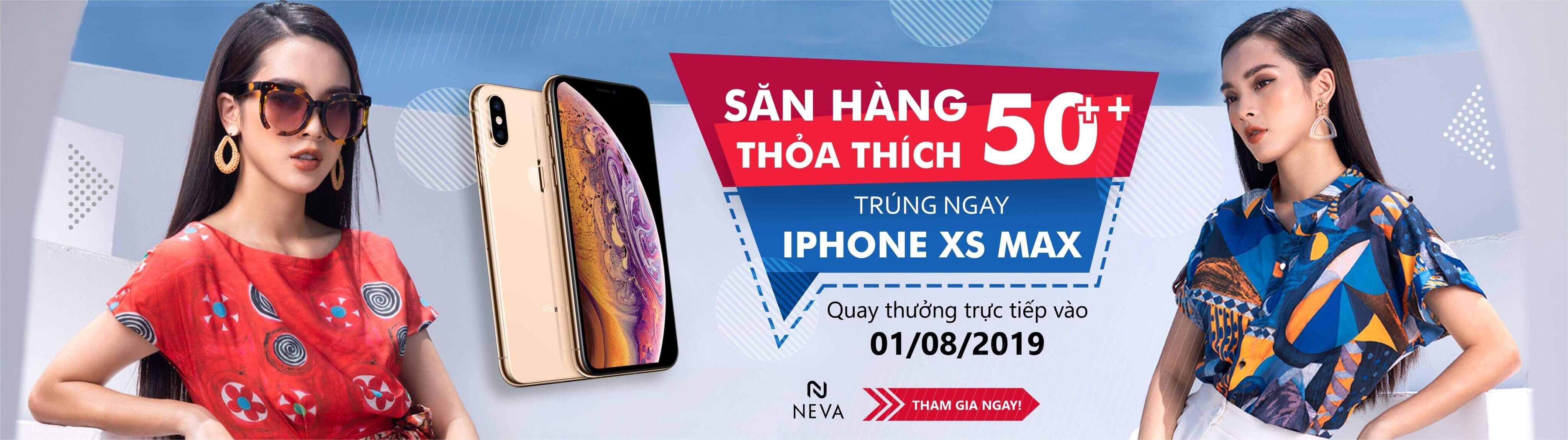 Khuyến mãi iphone XS Max
