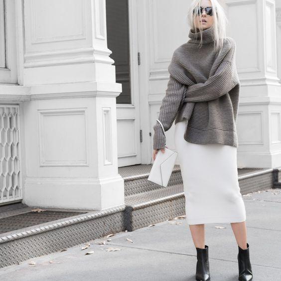 Chân váy midi là gì? Cách phối chân váy midi