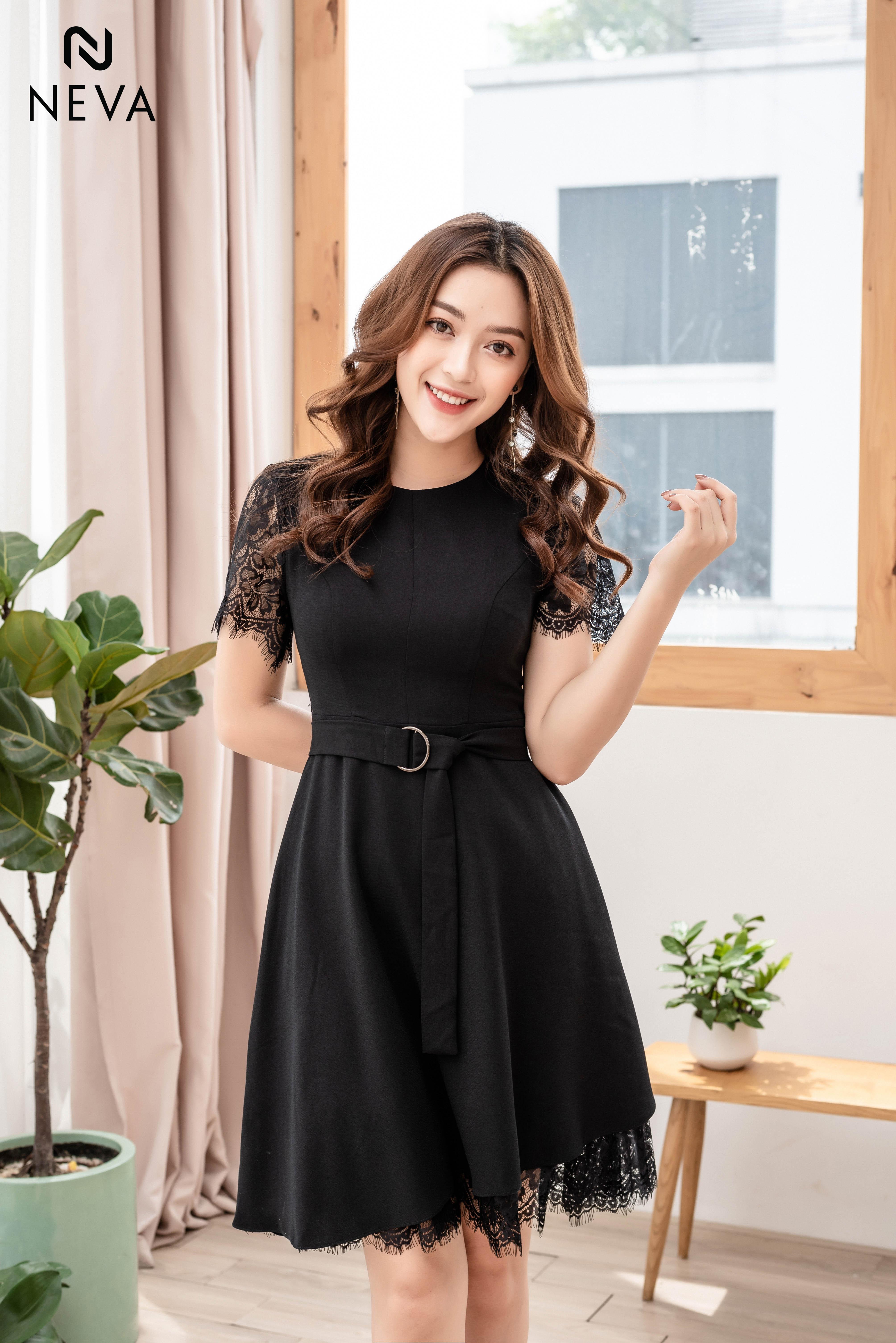 Thời trang nữ:  Xu hướng mẫu thiết kế váy đẹp cực HOT 19SNDK421-1,298,000%20(2)