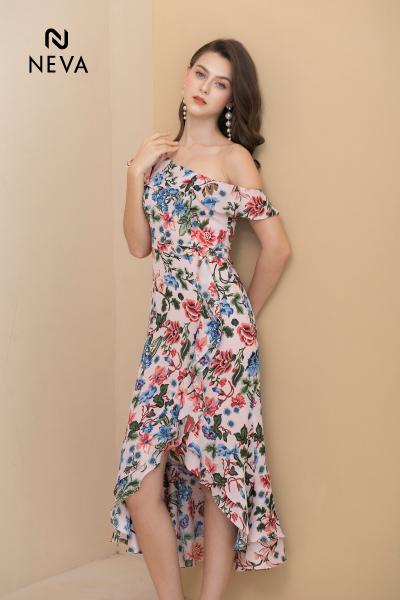 Thời trang nữ:  Xu hướng mẫu thiết kế váy đẹp cực HOT 19SNDKC514-1,398,000%20(1)