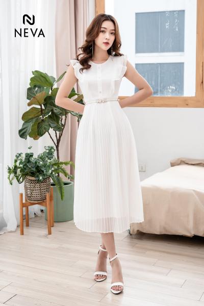 Thời trang nữ:  Xu hướng mẫu thiết kế váy đẹp cực HOT 19SNDKE475-1,298,000%20%20(2)