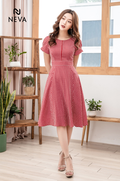 Thời trang nữ:  Xu hướng mẫu thiết kế váy đẹp cực HOT 19SNDKE482HT-1,368,000%20%20(5)