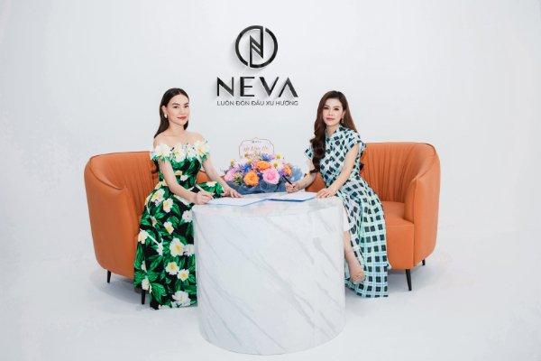Trên cương vị là Đại sứ thương hiệu trong năm 2021, NEVA cùng Hồ Ngọc Hà nhận sứ mệnh mới