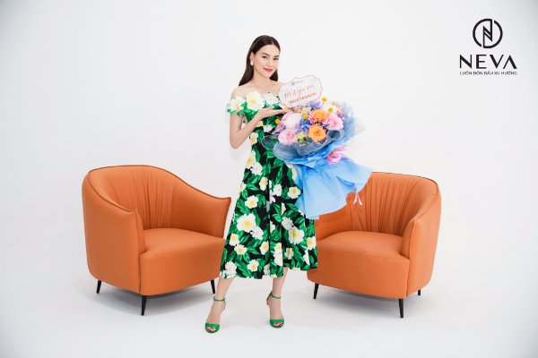 Đại sứ thương hiệu Neva 2021 - Hồ Ngọc Hà