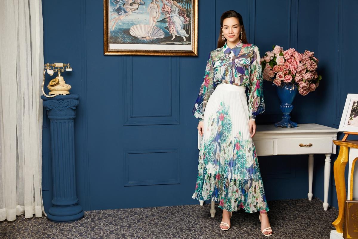 Các mẫu vải của Neva đều mang dấu ấn riêng của thương hiệu, khẳng định sự đầu tư nghiêm túc chất xám của Neva trong ngành thời trang.