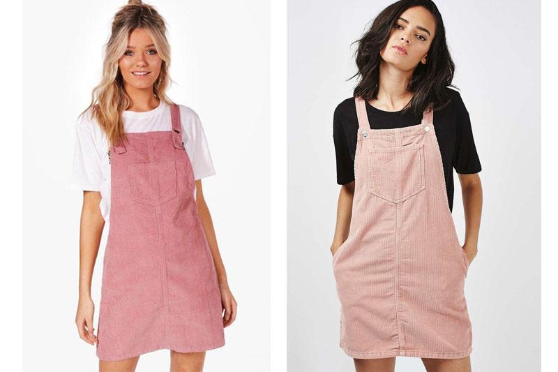 các kiểu váy yếm dễ thương, kiểu váy yếm dễ thương, váy yếm nữ dễ thương