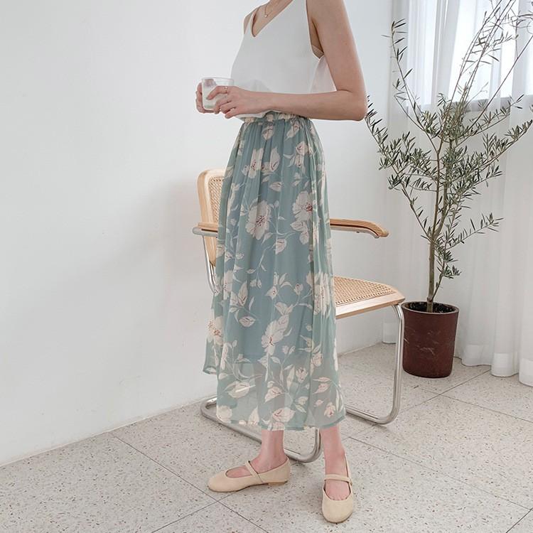Diện công thức phối chân váy voan sẽ nâng tầm trang phục của bạn nên rất nhiều