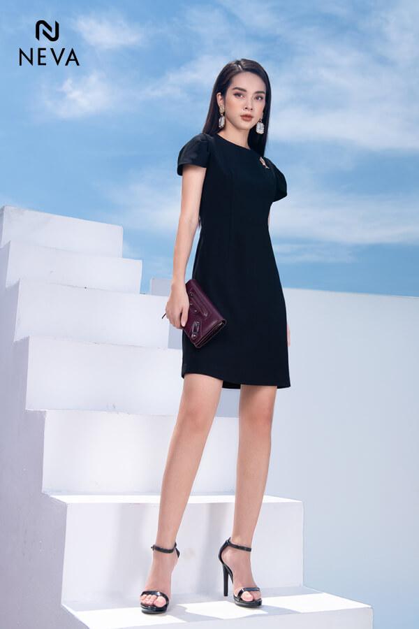 mặc đồ công sở đẹp như sao,mặc đẹp nơi công sở mới nhất,cách phối đồ đi làm,mặc đồ công sở đẹp như sao với váy liền thân,mặc đẹp như sao,mặc đồ công sở đẹp như sao hàn