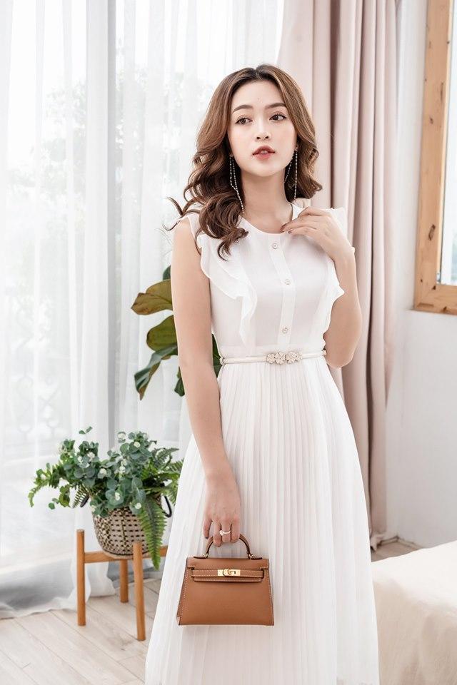 Những mẫu váy dài đẹp nhất khiến nàng nhìn thôi đã muốn mặc