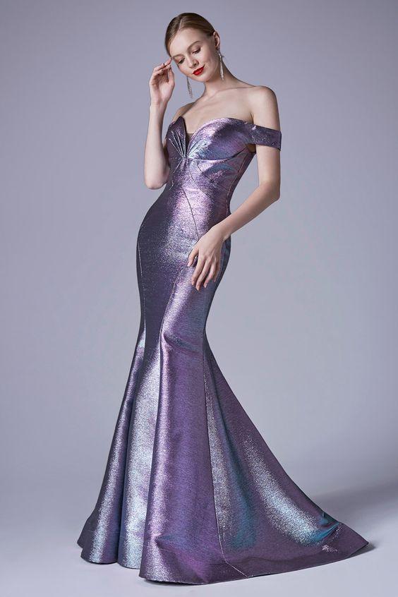 Cận cảnh 10 mẫu váy đầm dạ hội đuôi cá đẹp sang trọng của mỹ nhân