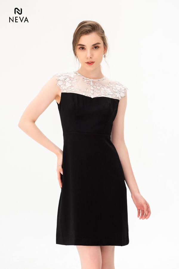 Thời trang nữ: Các kiểu váy liền thân ôm sát để nàng tự tin đọ dáng Vay-lien-than-om-sat4