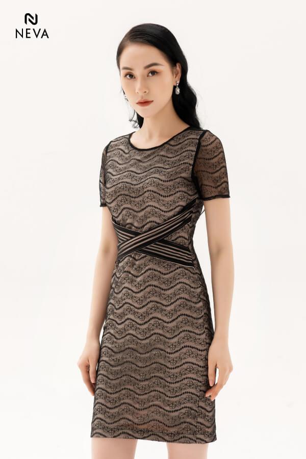 Thời trang nữ: Các kiểu váy liền thân ôm sát để nàng tự tin đọ dáng Vay-lien-than-om-sat5