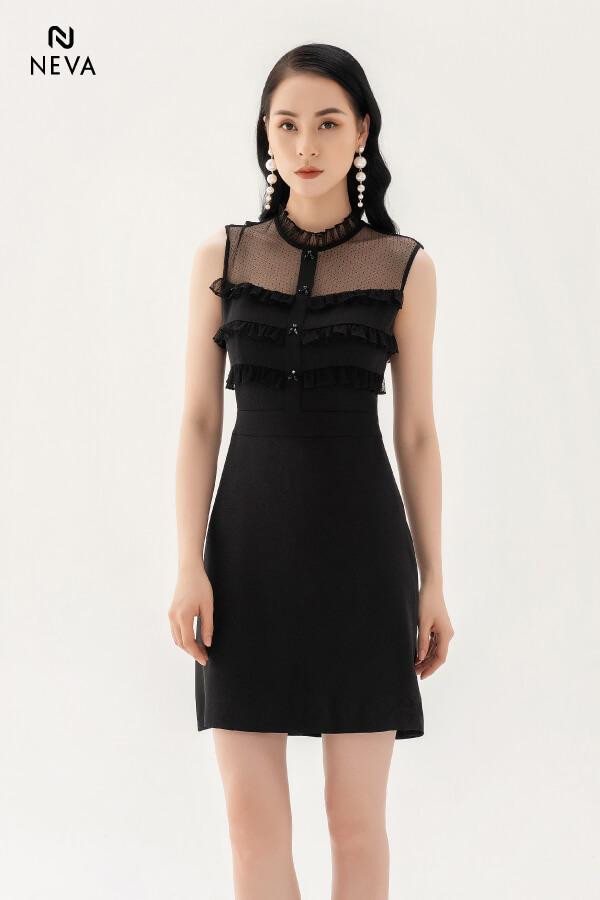 Thời trang nữ: Các kiểu váy liền thân ôm sát để nàng tự tin đọ dáng Vay-lien-than-om-sat8