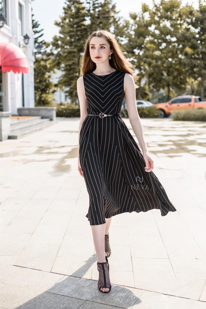 Đi tìm kiểu váy rời trung niên nịnh dáng nhất cho U40 - U50 - U60