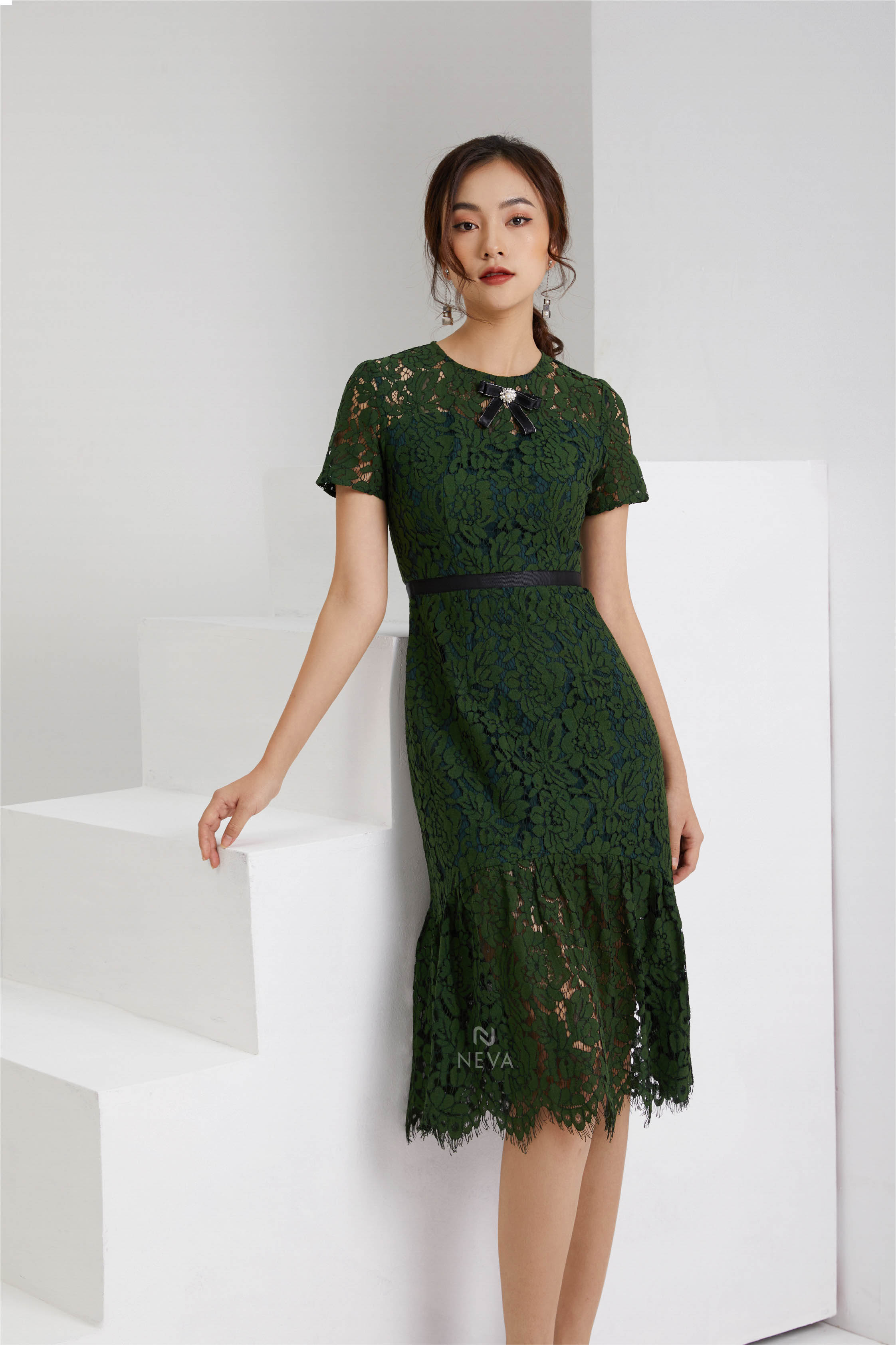 Đi tìm kiểu váy rời trung niên nịnh dáng nhất cho U40 - U50 - U60 - 3