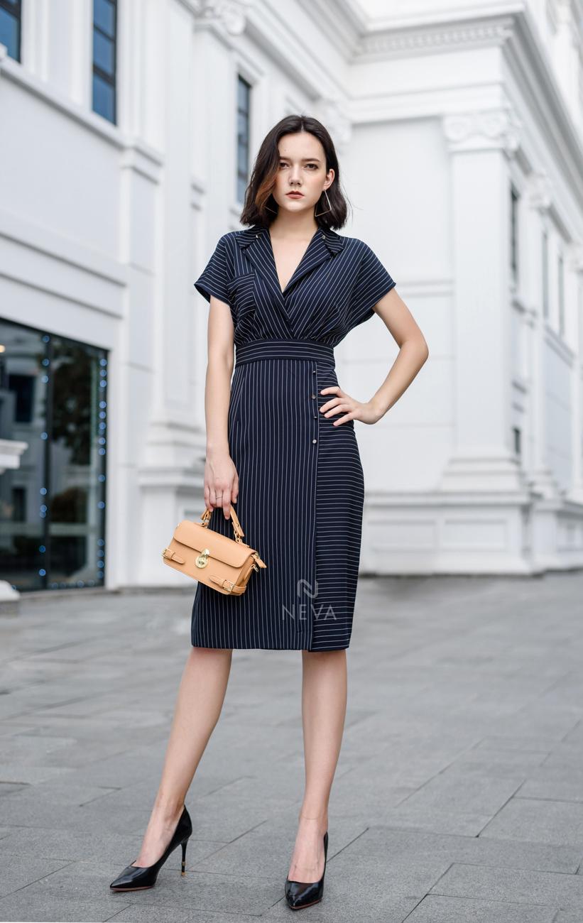 Đi tìm kiểu váy rời trung niên nịnh dáng nhất cho U40 - U50 - U60 - 1