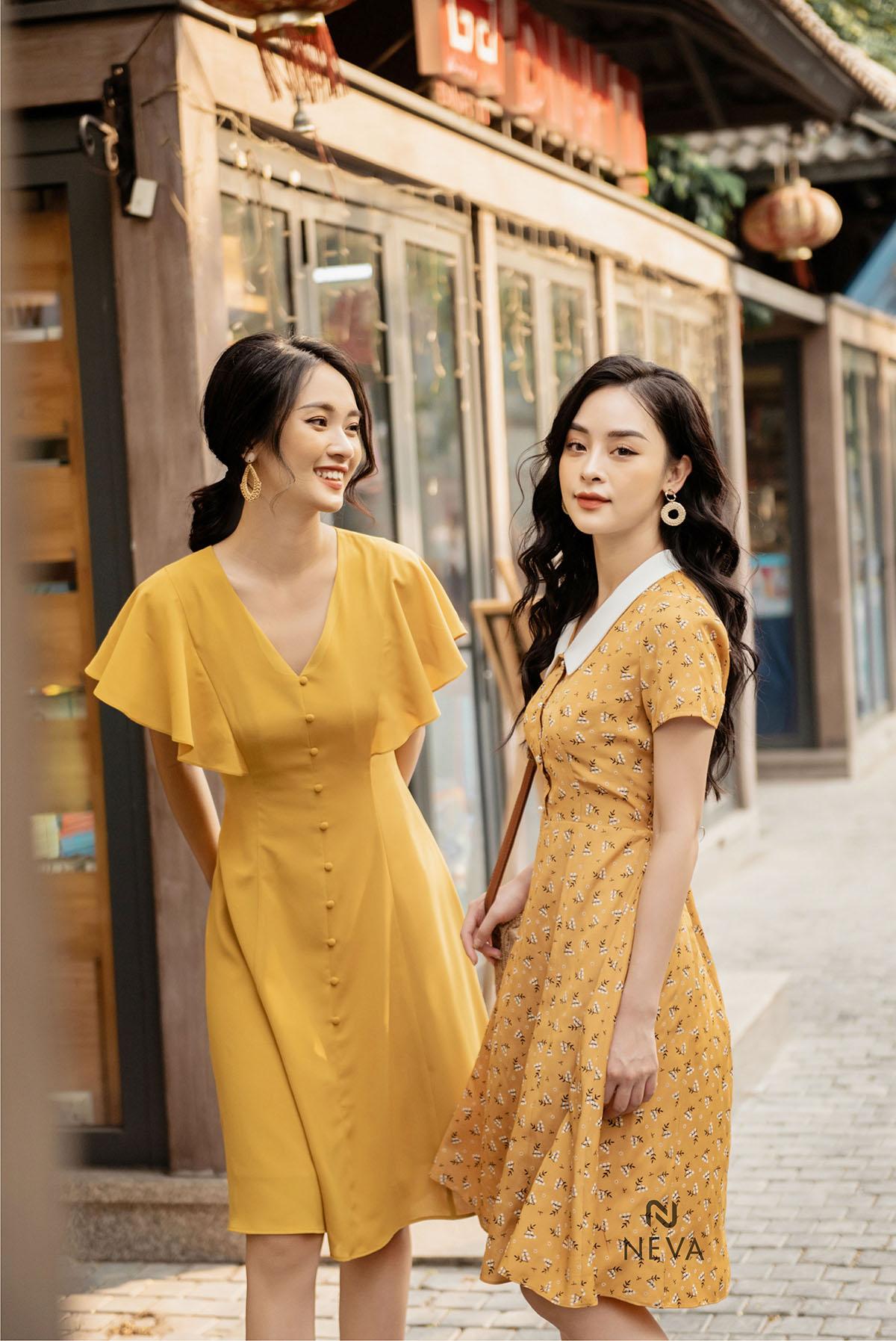Váy đầm - 19WNDKC756VA